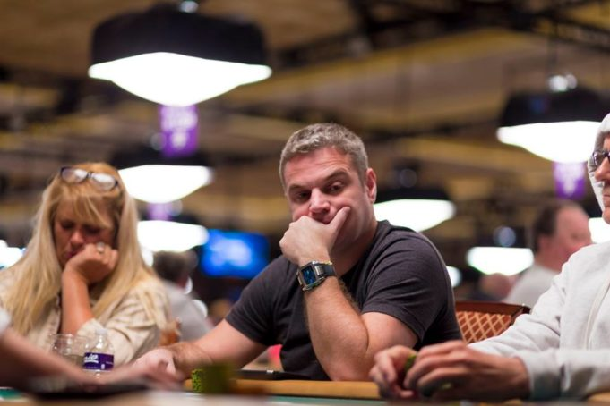 Rodrigo Garrido - Evento #55 - WSOP 2017