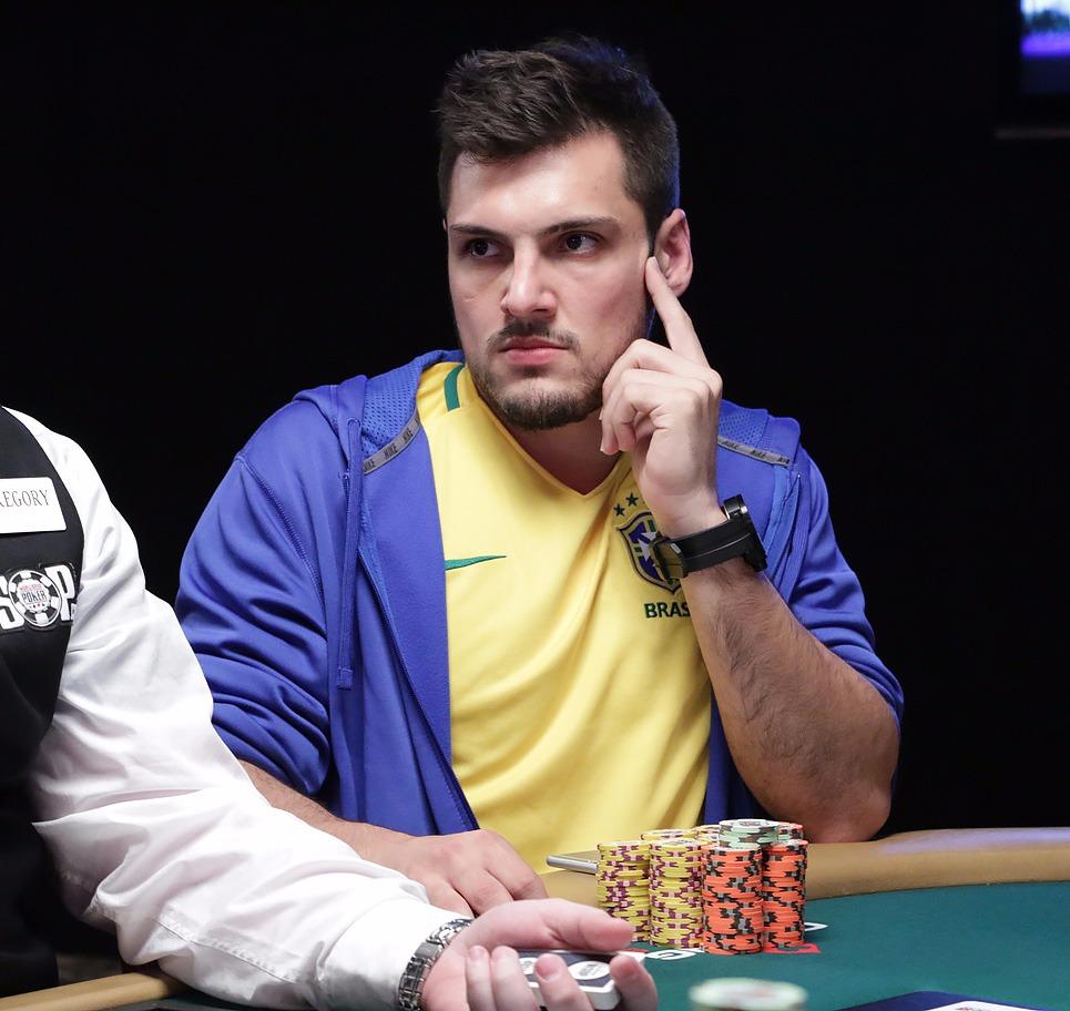 Thiago Grigoletti - WSOP 2017