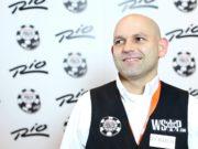Marcio Peixoto - Dealer brasileiro na WSOP 2017
