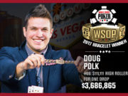Doug Polk - Campeão do High Roller for One Drop - WSOP 2017