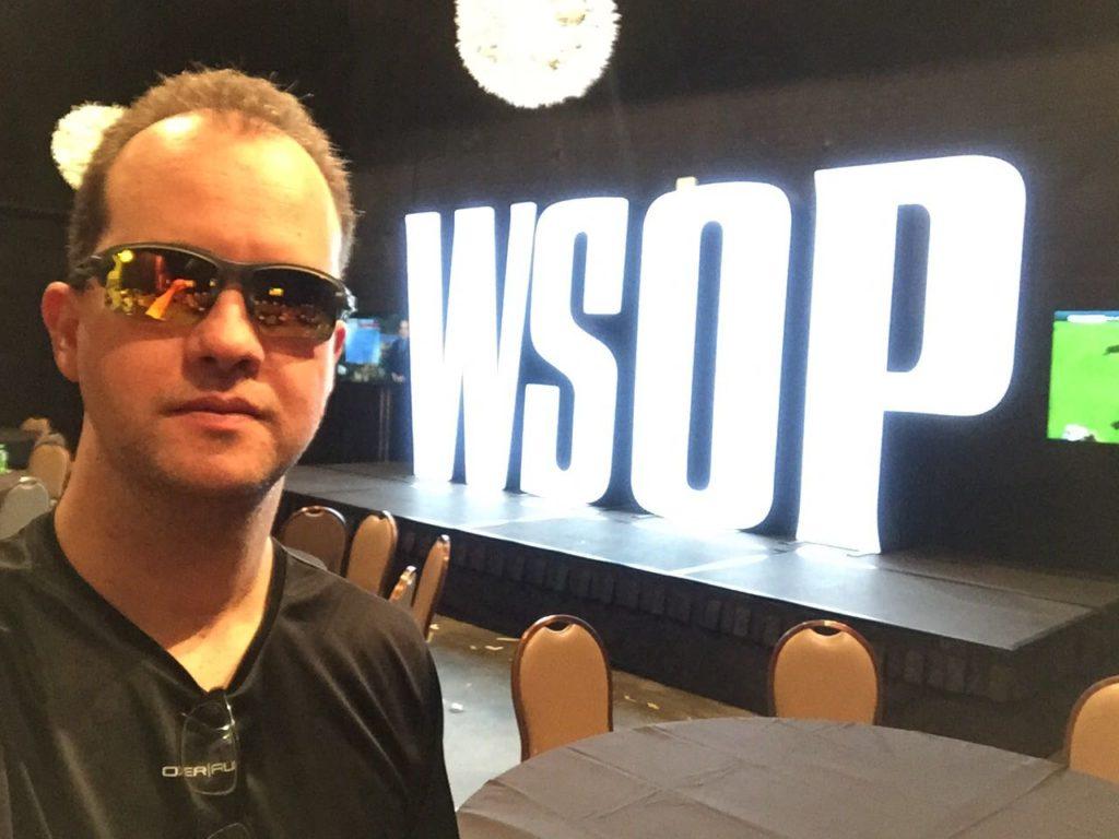 Fernando Ruiz - WSOP 2017
