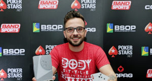Adrovan Rodrigues - Campeão One Day High Roller BSOP SP