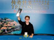 Fedor Holz campeão Super High Roller Series Montenegro