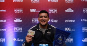 Thiago Farias - Campeão Win the button - NPS