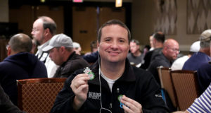 Bruno Foster - Evento 60C - WSOP