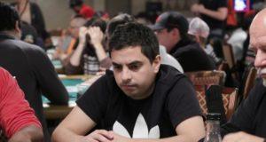 Vico Scarpini - Evento 65 - WSOP