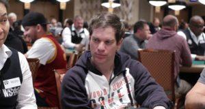 Carlos Mavca - Evento 73C - WSOP