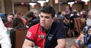 Jorge Breda - Evento 73C - WSOP