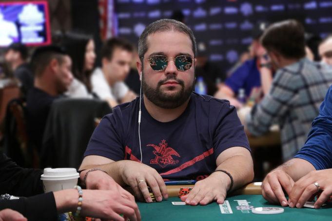 Gustavo Gremista - Evento 73C - WSOP