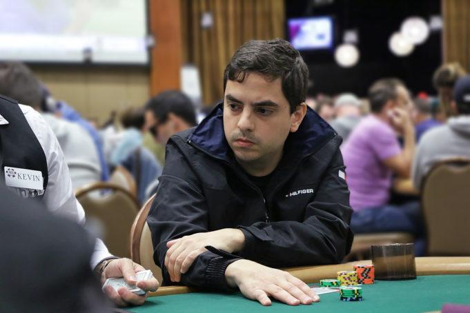 Vico Scarpini - Evento 73C - WSOP