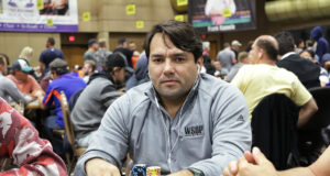 Ricardo Souza - Evento 73C - WSOP