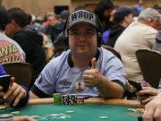 Gustavo Gremista - Evento 74C - WSOP