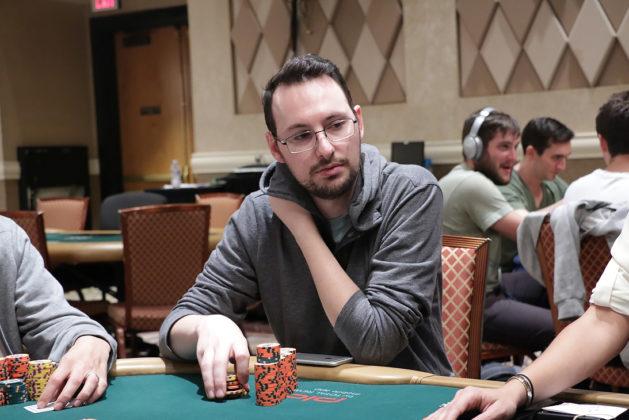 Leonardo Tobias - Evento 73 - WSOP