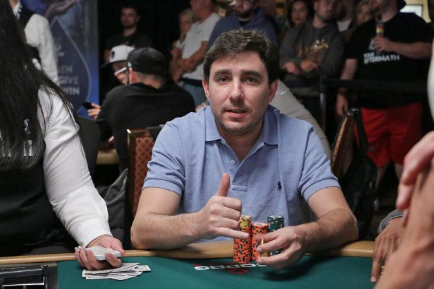 Renato Bauru - Evento 73 - WSOP