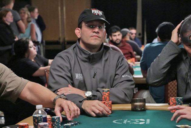 Gustavo Vascão - Evento 73 - WSOP