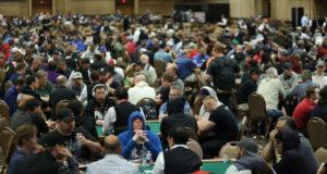 Salão WSOP 2017