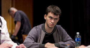 Timofey Kuznetsov - WSOP 2017