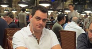 Caio Hey - Evento 73B - WSOP