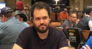 Bernardo Dias - Evento 73B - WSOP