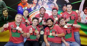 Seleção de Santa Catarina - CBPE