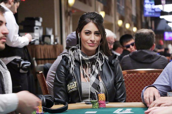 Vivian Saliba - Evento #67 - WSOP 2017