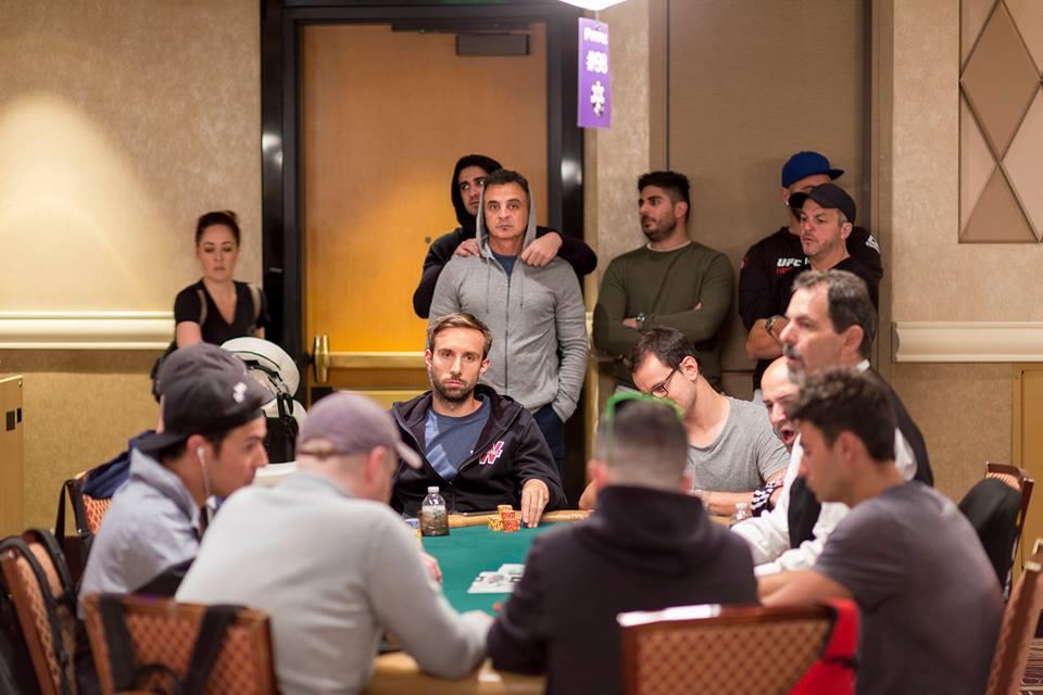 Joe Hachem - WSOP 2017
