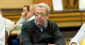 Gil Morgensztern - Evento 74A - WSOP 2017