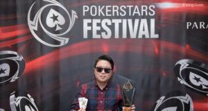 Taheoon Han - Campeão Main Event PSF Korea