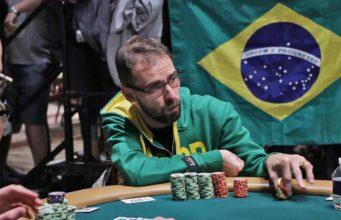 Vinicius Silva - WSOP 2017