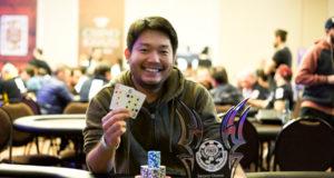 Luís Kamei - Campeão Second Chance - WSOP Argentina
