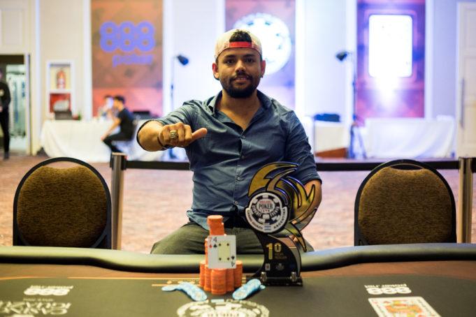 Wender Oliveira - Campeão High Roller - WSOP Argentina
