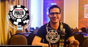 João Lucas Barroso - Campeão 888 Turbo - WSOP Argentina