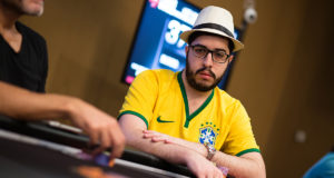 Eder Campana Pot Limit Omaha Single Re-Entry
