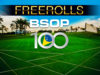 Freerolls BSOP100 Foz do Iguaçu
