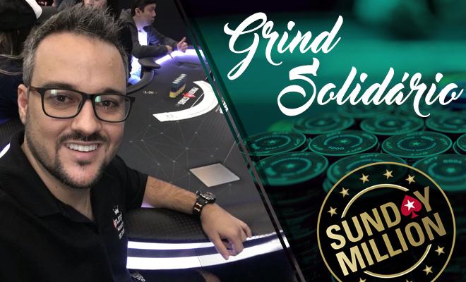 Grind Solidário de Fabiano Teixeira