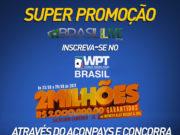 Promoção do Brasil Poker Live para o WPT Brasil