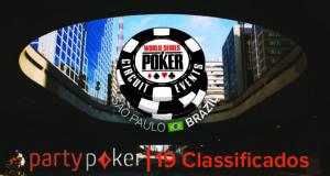 partypoker e WSOP Brasil