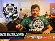 Rogério Siqueira - Campeão Pot Limit Omaha - WSOP Argentina