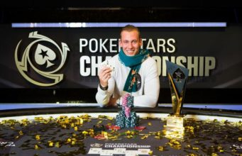 Sebastian Sorensson campeão PokerStars Championship Barcelona