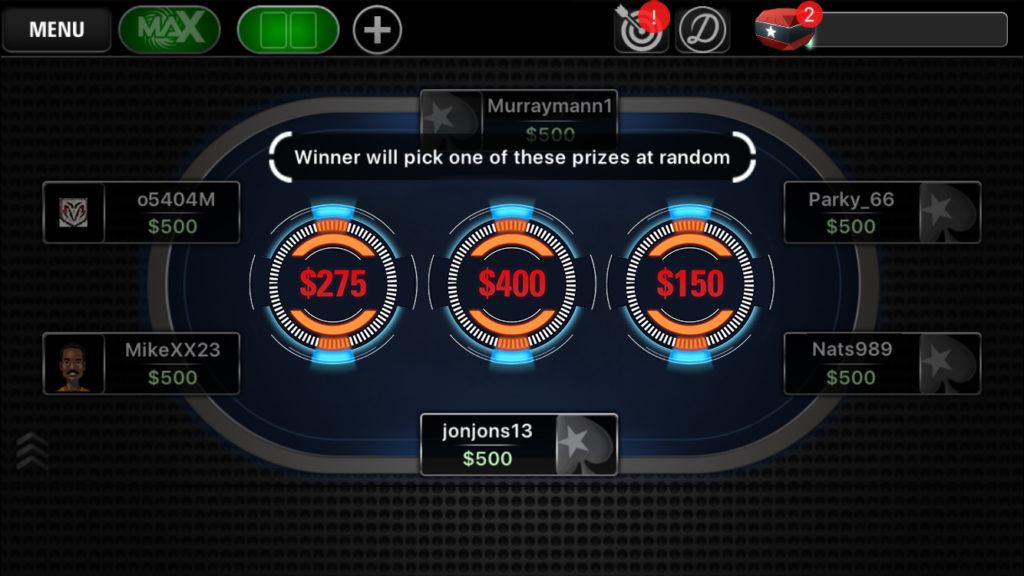Spin & Go Max - PokerStars