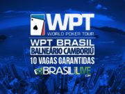 WPT Brasil em Balneário Camboriú - Brasil Poker Live