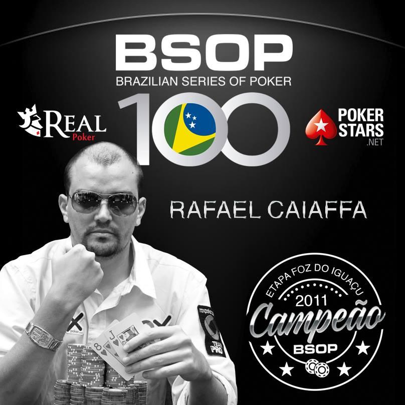 Rafael Caiaffa - BSOP100