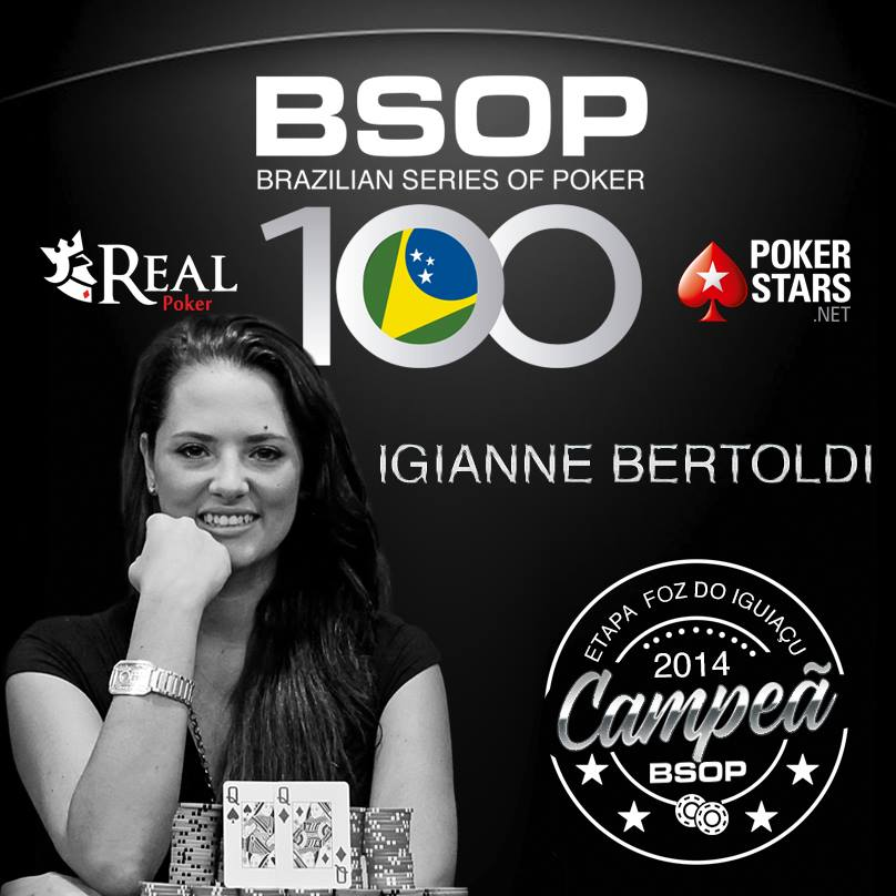 Igianne Bertoldi - BSOP100