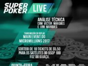 SuperPoker Live - MicroMillions