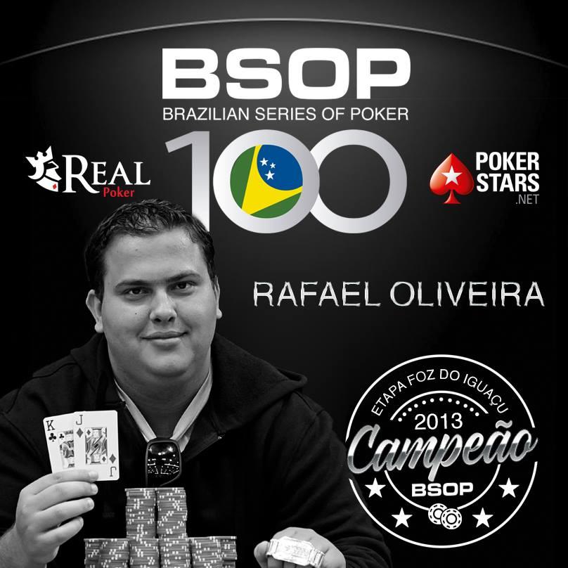 Rafael Oliveira - BSOP100