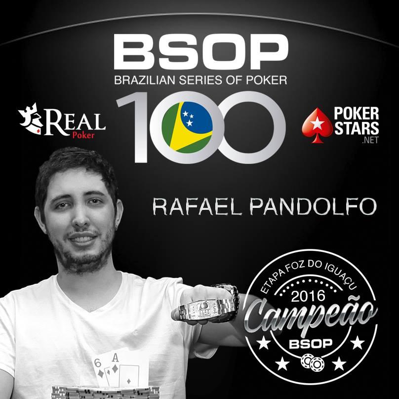 Rafael Pandolfo - BSOP100