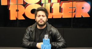 Lucas Tabarin - Campeão High Roller WPT Brasil