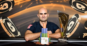 Sylvain Looli campeão do Pot-Limit Omaha High Roller