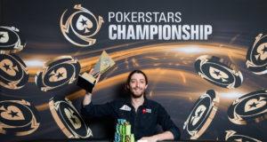 Igor Kurganov Campeão Super High Roller
