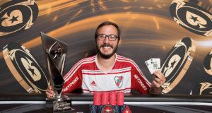 Pedro Cairat campeão National Championship Barcelona